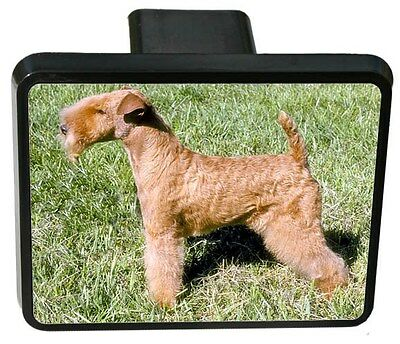 Lakeland Terrier Trailer Hitch Cover