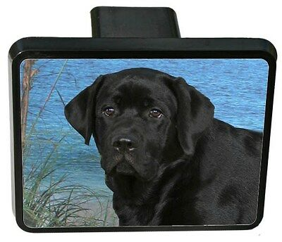 Labrador Retriever Trailer Hitch Cover
