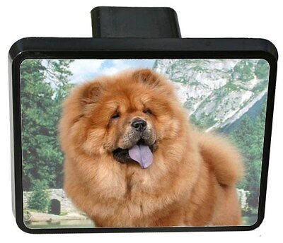 Chow Chow Trailer Hitch Cover