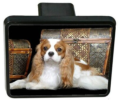 Cavalier King Charles Spaniel Trailer Hitch Cover