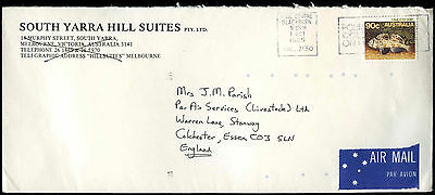 Australia 1985 Commercial Airmail Cover To UK #C33225