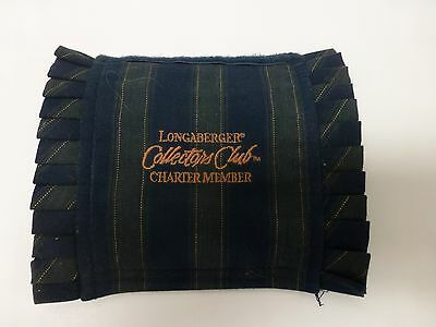 Longagerger Collectors Club Charter Member Handle Grip