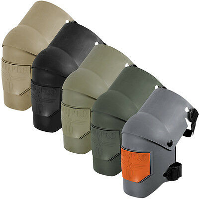 New Adjustable Airsoft Protector Tactical Combat Paintball Skate Knee Pads