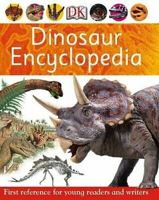 Dinosaur Encyclopedia (First Reference), Bingham, Caroline Hardback Book The