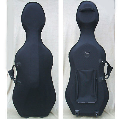 4/4 new cello case light strong great waterproof cloth