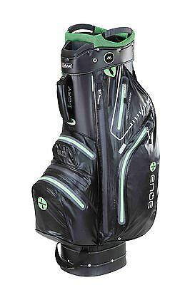 Big Max Cartbag - Aqua Sport - wasserdicht - black/lime,  Neu!