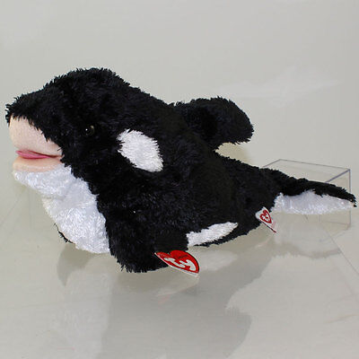 TY Classic Plush - JONAH the Whale (12 inch) MWCT's