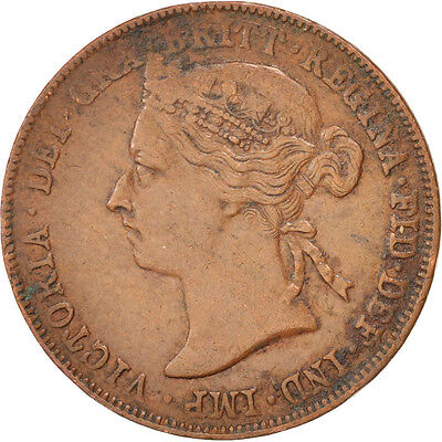 [#95125] EAST AFRICA, Victoria, Pice, 1898, EF(40-45), Bronze, KM:1
