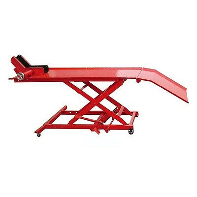 Pittsburg Hydraulic Motorcycle lift 450kg