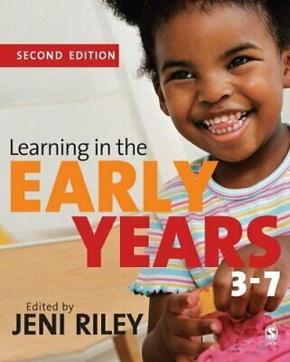Learning in the Early Years 3-7, Second Edition Paperback Book The Cheap Fast