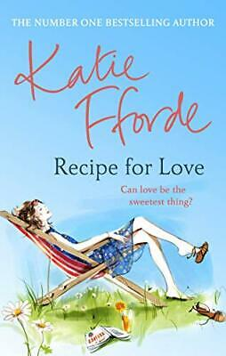 Recipe for Love by Fforde, Katie Book The Cheap Fast Free Post