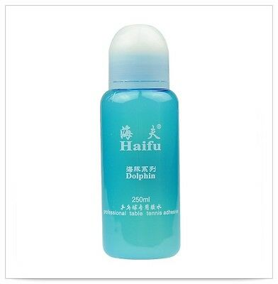 HAIFU DOLPHIN  TABLE TENNIS SPEED GLUE 250ml NEW