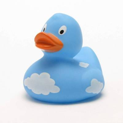 Rubber Duck Clouds - Rubber Ducky - Rubber Duckie - Bathduck