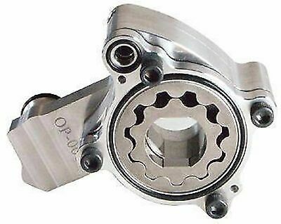 Ultima High Flow Performance Billet Oil Pump 99-2006 Harley Touring Dyna Softail
