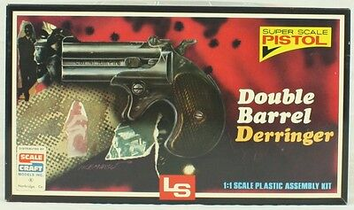 LS 1:1 Smith Wesson .44 Magnum Hunting Special - Non Firing Plastic Kit #1203U