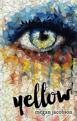 Yellow by Megan Jacobson Paperback Book Free Shipping!