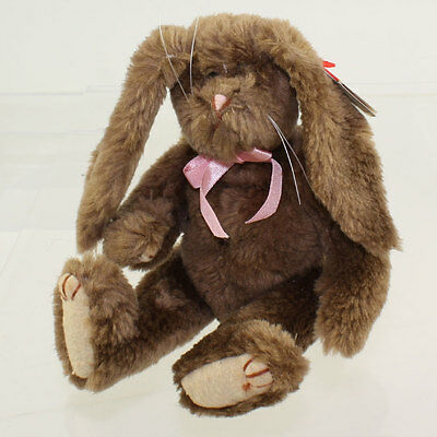 TY Attic Treasure - BENJAMIN the Bunny (2nd Gen Hang Tag - MWNMTs) Dated 1992
