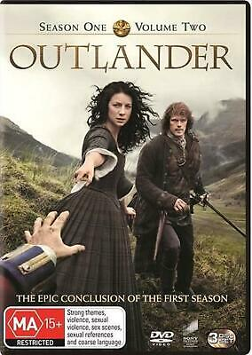 Outlander: Season 1: Part 2 - DVD Region 4 Free Shipping!
