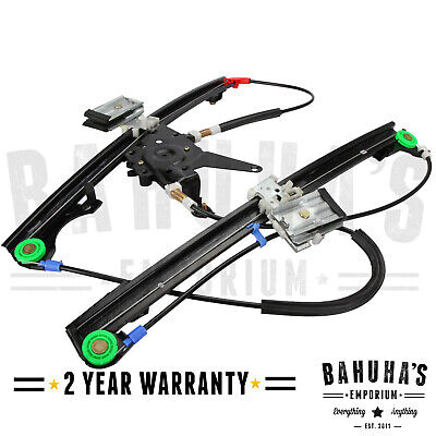 For Vw Golf Mk3 Vento Front Right Drivers Side Electric Window Regulator *new*