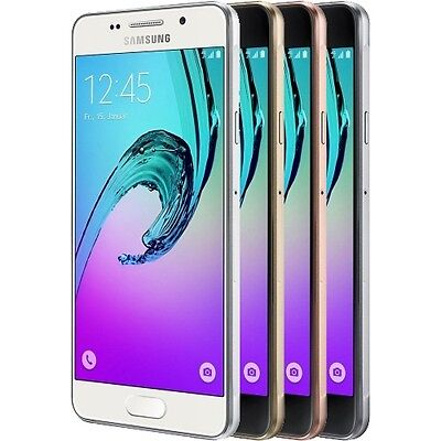 Samsung Galaxy A3 (2016) A310F 16GB Android Smartphone Handy ohne Vertrag WOW!
