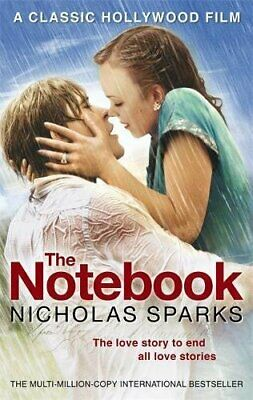 The Notebook by Sparks, Nicholas Paperback Book
