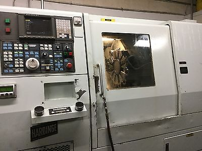 Cnc Turning Center Conquest 65