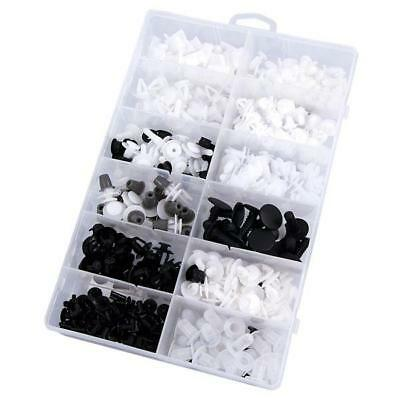 345 Pce Assortment for Peugeot Cars & Vans - grommets retainers screws and clips