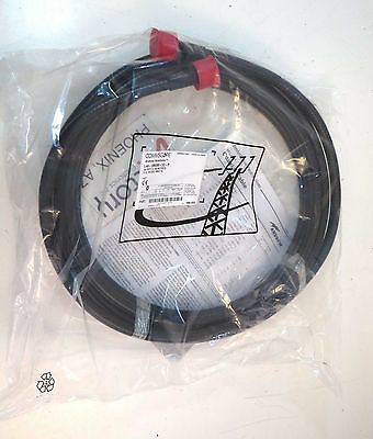 New Commscope/ Andrew 30' Coaxial Cable, L4A-DMDM-30-P