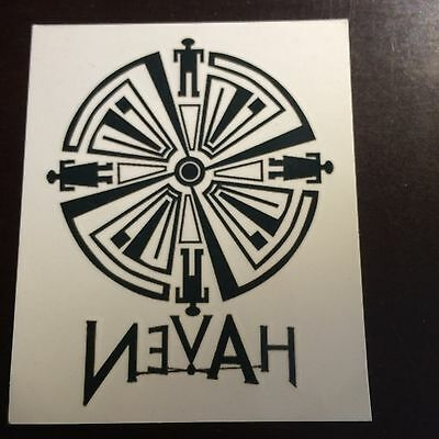 Haven Temporary Tattoo Collectible