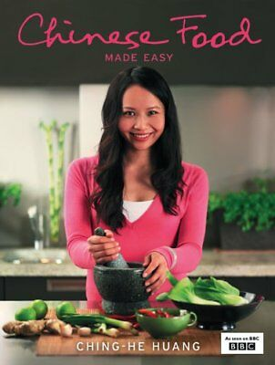 Chinese Food Made Easy, Ching-He Huang Hardback Book The Cheap Fast Free Post