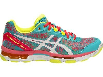 Asics Gel Netburner Professional 12 Women Shoes (B)(3901)+Free Delivery Aus Wide