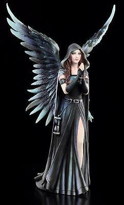 Angel Figure - Harbinger - The by Anne Stokes - Gothic Statue