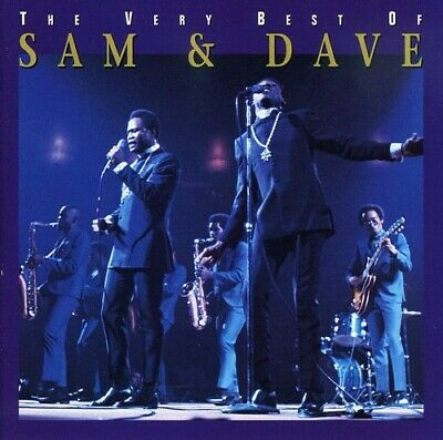 Sam & Dave - The Very Best Of Sam and Dave [New CD] Reissue