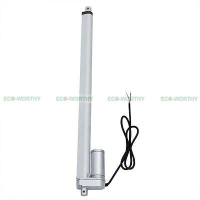 """18"""" 450mm Linear Actuator Multi-function Electric Motor Output 12V DC for Lift"""