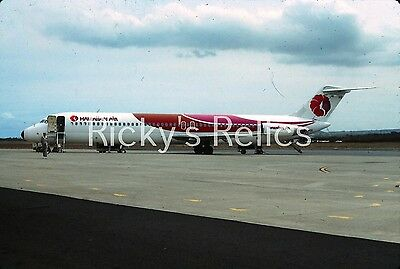 Original Slide/Hawaiian Air /1977