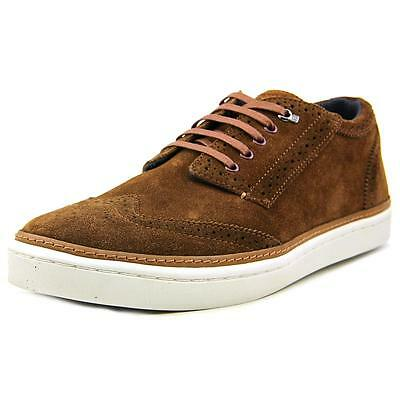 Ted Baker Byran Men  Round Toe Suede Brown Oxford