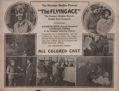 The Flying Ace 1926 U.S. Herald