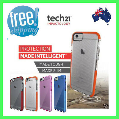 New Tech21 Impactology EVO MESH Thin phone Case cover For iPhone 6S or 6S Plus