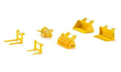 Siku Accessories Set for Front Loader - 1:32 Scale - Toy Vehicle
