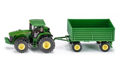 Siku Tractor with Trailer - 1:50 Scale - Toy Vehicle