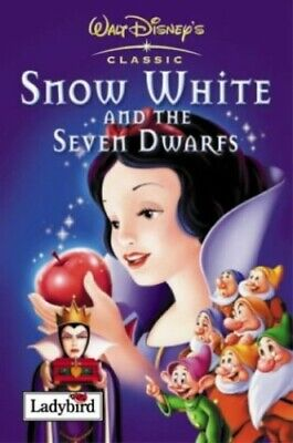 Snow White and the Seven Dwarfs (Ladybird Disney Classics) by Ladybird Book The