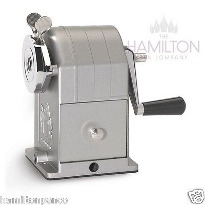 CARAN D'ACHE PENCIL SHARPENING MACHINE - The classic desktop pencil sharpener!