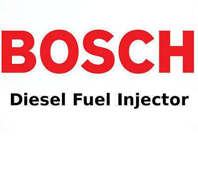 BOSCH Diesel Fuel Injector Hole-Type Nozzle 0433271768  Fits IVECO
