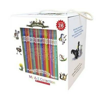 Little Mates - My A-Z Collection by Susannah McFarlane Paperback Book