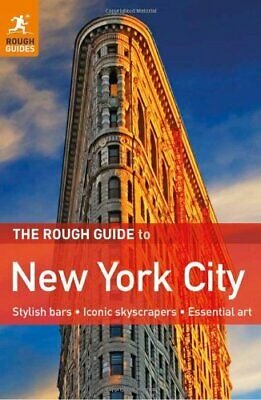 The Rough Guide to New York (Rough Guide to Ne... by Rosenberg, Andrew Paperback