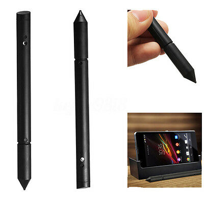 2in1 Universal Capacive Resistance Touch Screen Stylus Pen For Mobile Phone GPS