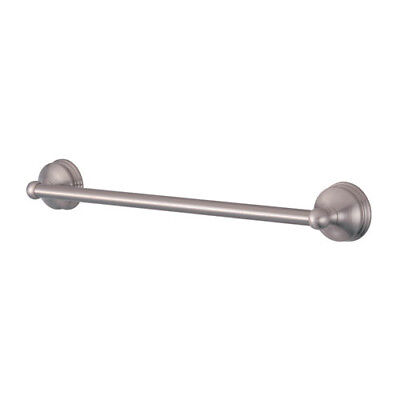 "Kingston Brass Vintage 24"" Wall Mounted Towel Bar Satin Nickel"