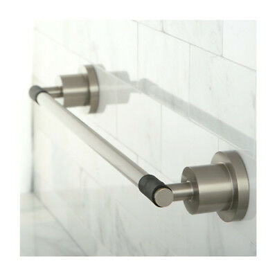 "Kingston Brass Kaiser 18"" Wall Mounted Towel Bar Satin Nickel"