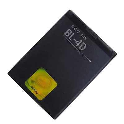 NEW HIGH CAPACITY 1200mah BL-4D BATTERY FOR NOKIA N8 UK SELLER