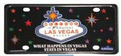 Las Vegas Nevada Souvenir Metall Magnet  USA Amerika,Welcome Sign
